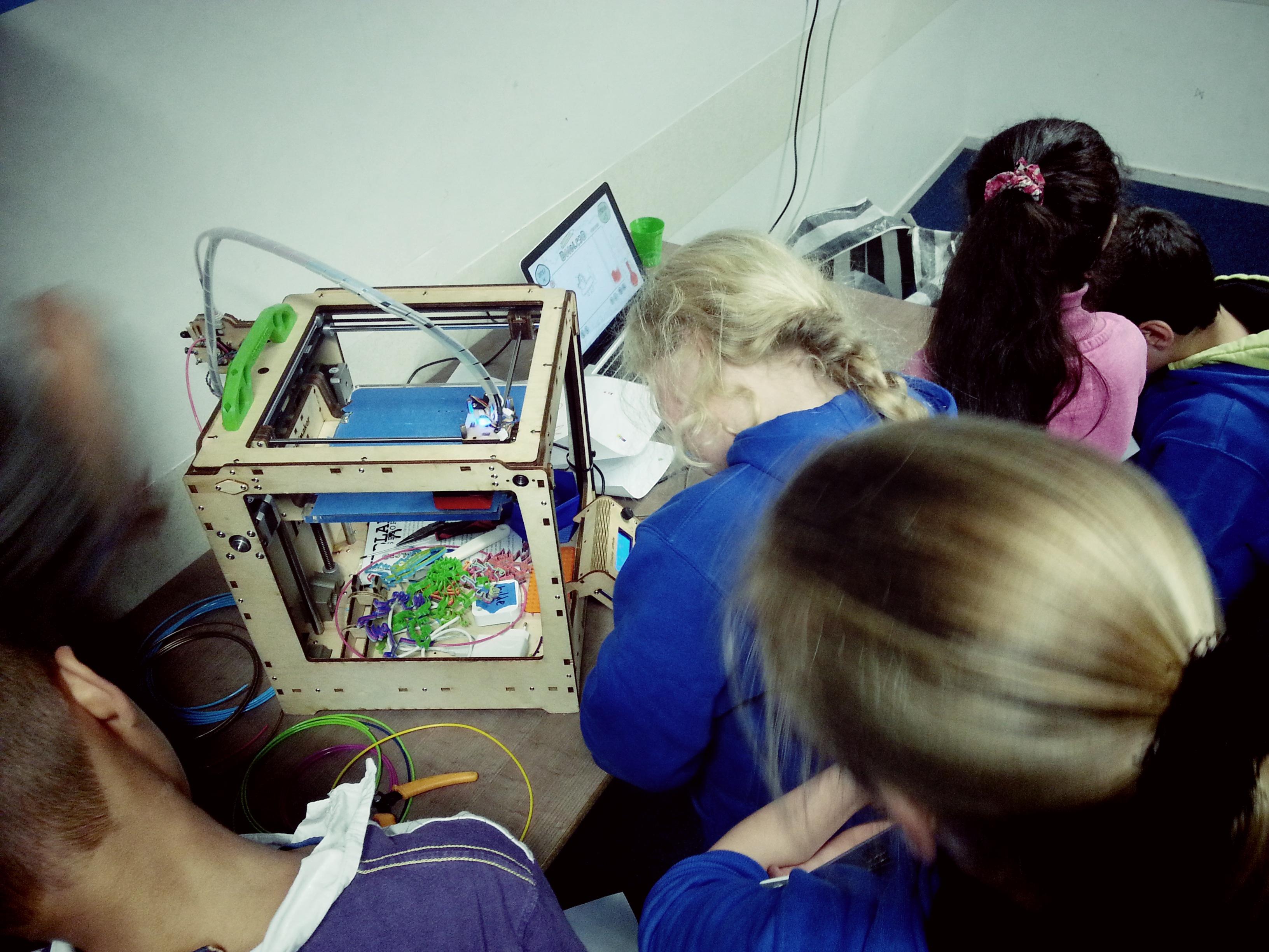 FryskLab arrangeert workshop bij Weekendschool Baljée