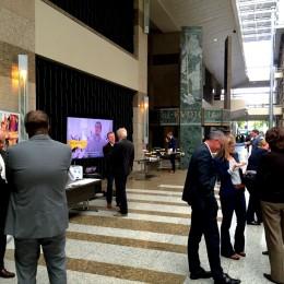 Video informatiemarkt rondetafelgesprekken Technologie en Arbeidsmarkt