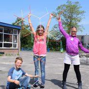 Scholieren in Noordoost Fryslân maken en programmeren binnen Bouwen aan Ambitie