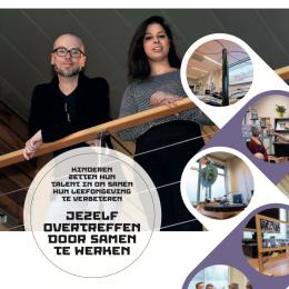 """Artikel Impact door Connectie: """"Jezelf overtreffen door samen te werken"""""""