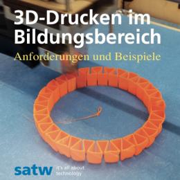 FryskLabdocent Romy Kuldip Singh draagt bij aan rapport Schweizerische Akademie der Technischen Wissenschaften over 3D-printen in het onderwijs