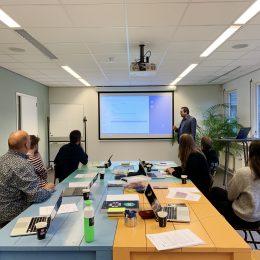 Werken aan de doorontwikkeling van Impact door Connectie
