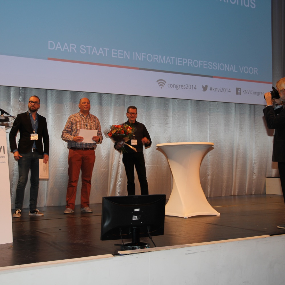 FryskLab wint BibliotheekInitiatiefPrijs 2014