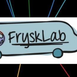 Het project FryskLab schematisch in beeld gebracht