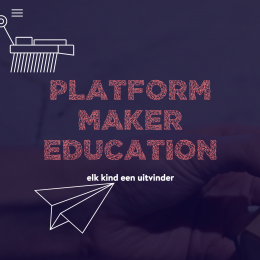 Ons aanbod voor Platform Maker Education