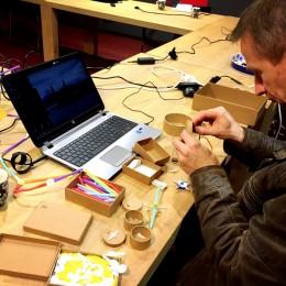 Maker Party/MediawijzerMakers in school, bibliotheek etc.