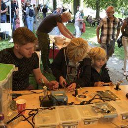 Heel Holland Maakt! Consortium van onderwijs, bibliotheken, makers en bedrijfsleven één van de drie ontvangers OCW-regeling 'Makersevenementen in het onderwijs'