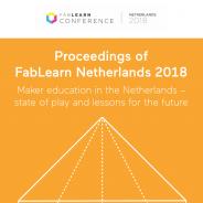 Lees hier de onderzoekspapers die tijdens FabLearn 2018 gepresenteerd gaan worden
